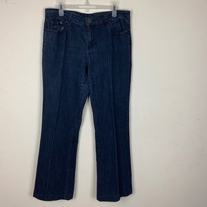 DKNY-Dark Wash Jeans size 14